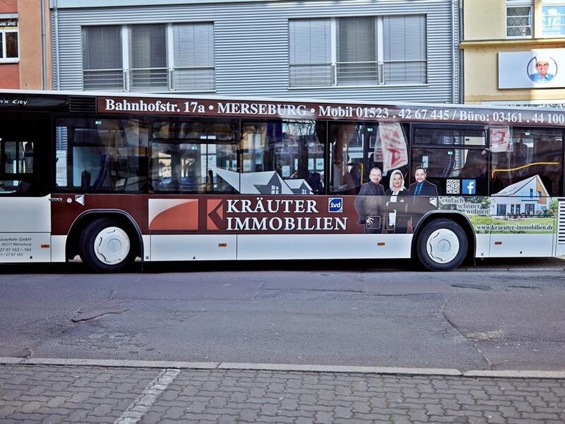 Unser neuer Bus